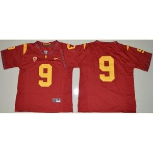 USC Trojans JuJu Smith-Schuster Red Jersey
